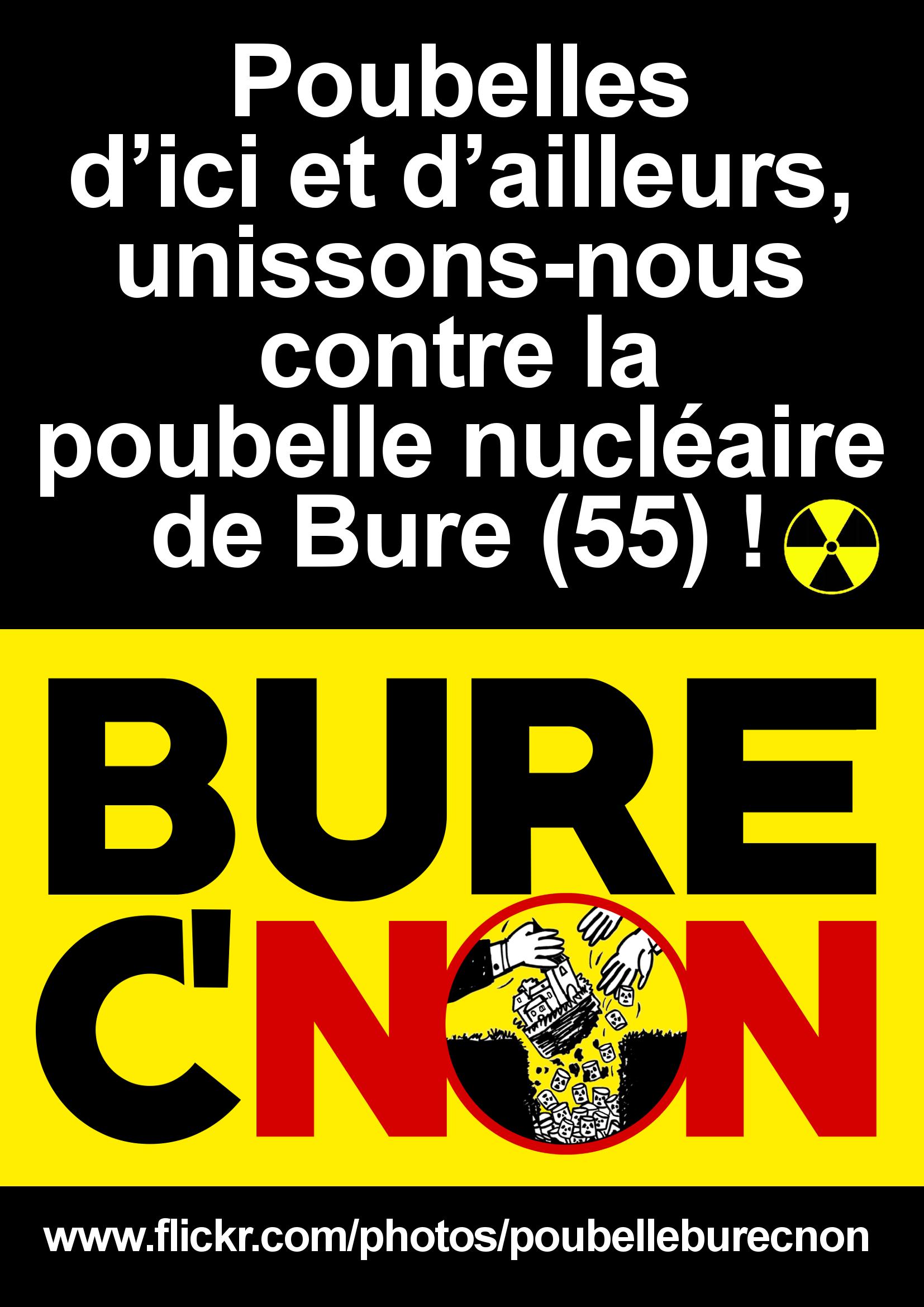 contre les poubelles nucléaires