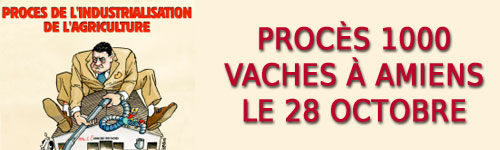 PROC�S 1000 VACHES � AMIENS LE 28 OCTOBRE